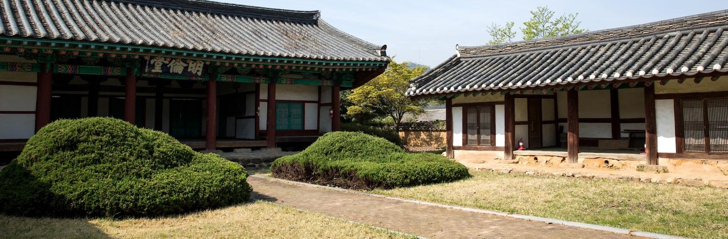 Cheongdo, Sør-Korea