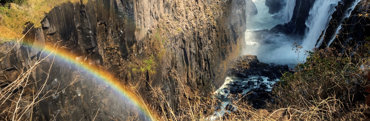 Thị trấn Victoria Falls, Zimbabwe