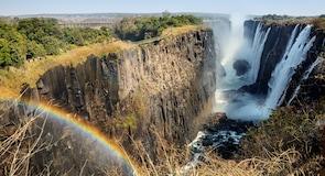 Водопады Виктория