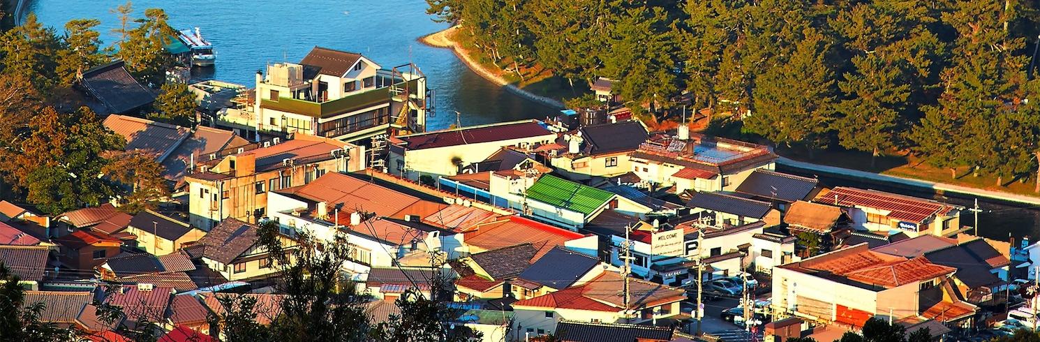 Miyazu, Nhật Bản