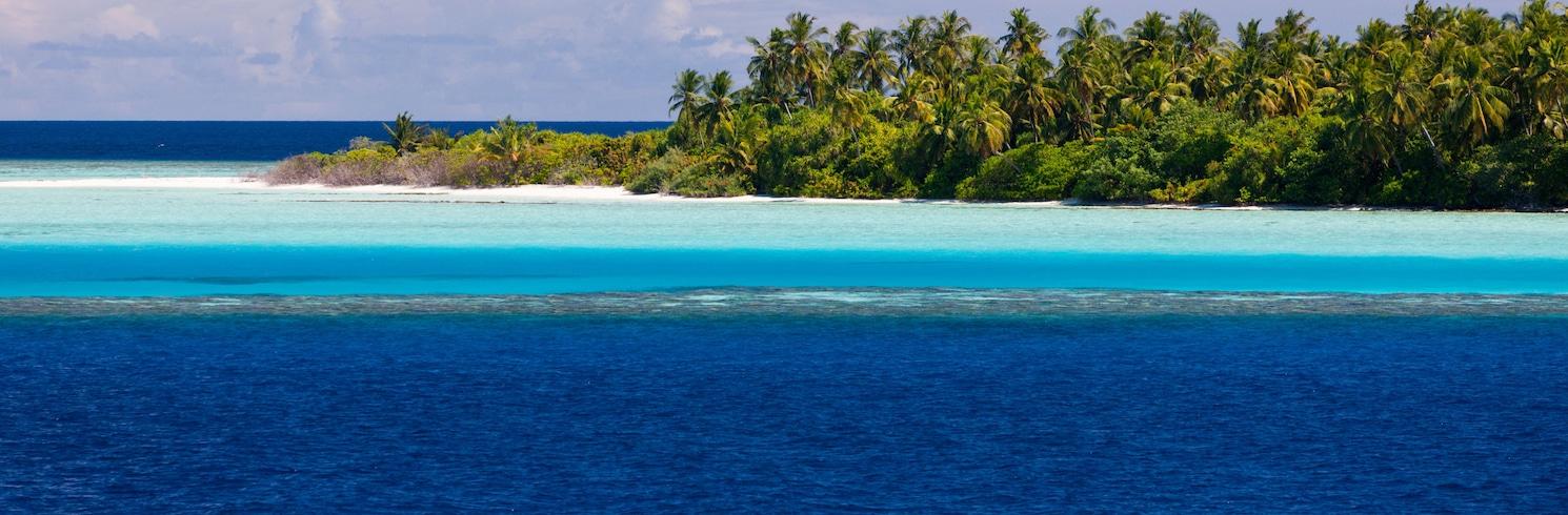 Atol de Felidhu, Maldivas