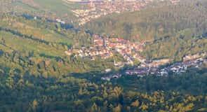 Casco antiguo de Baden-Baden