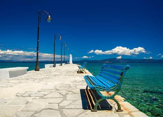 Пефкочорі, Греція