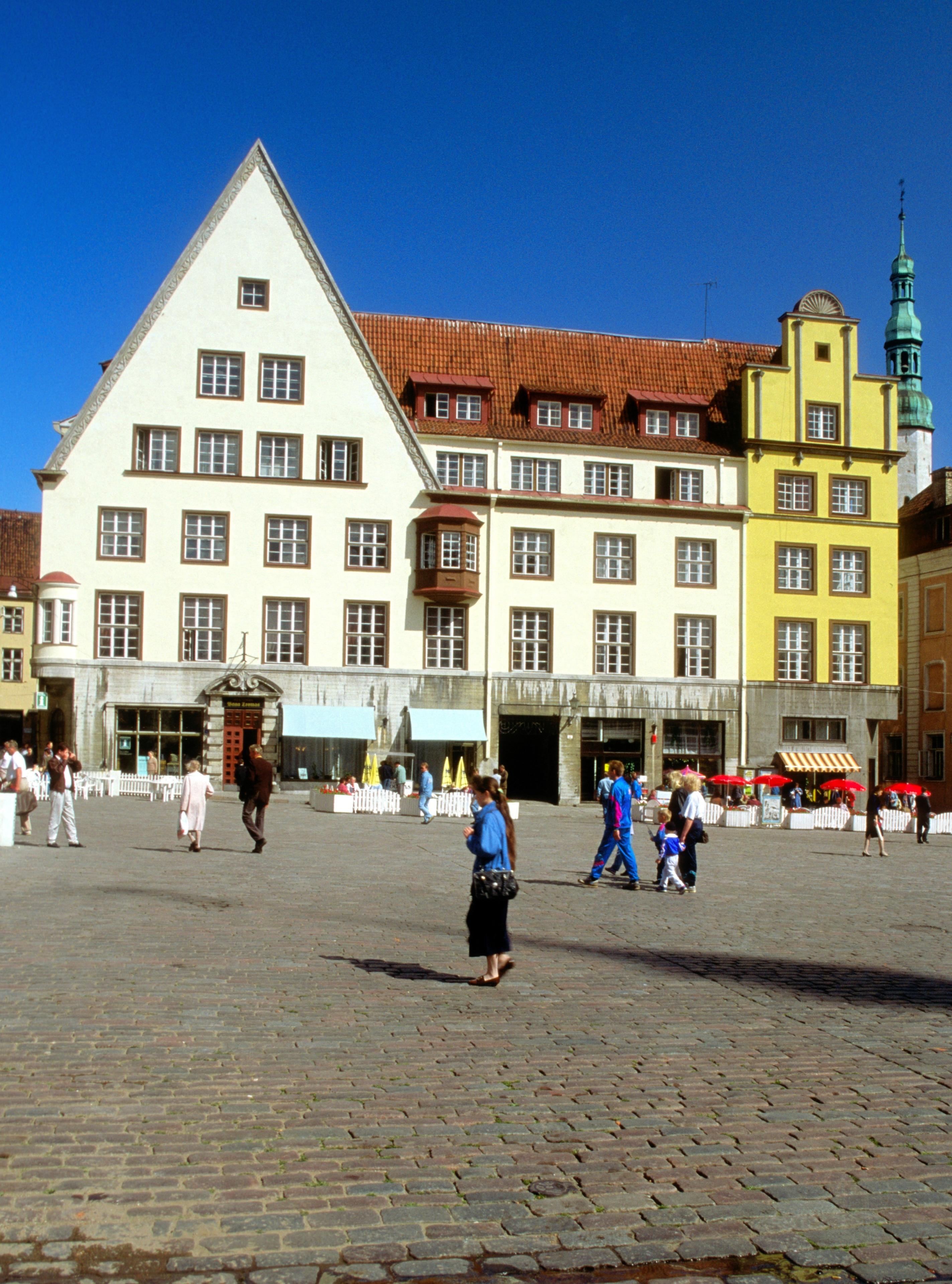 Tallinn Town Hall, Tallinn, Harju County, Estonia