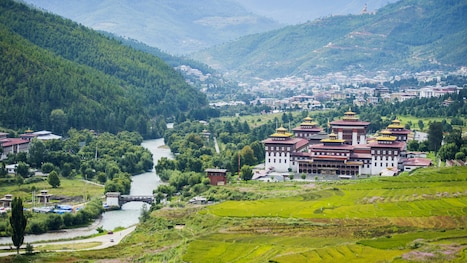 Reserve Cheap Flight Tickets To Bhutan 2021 Expedia Ca