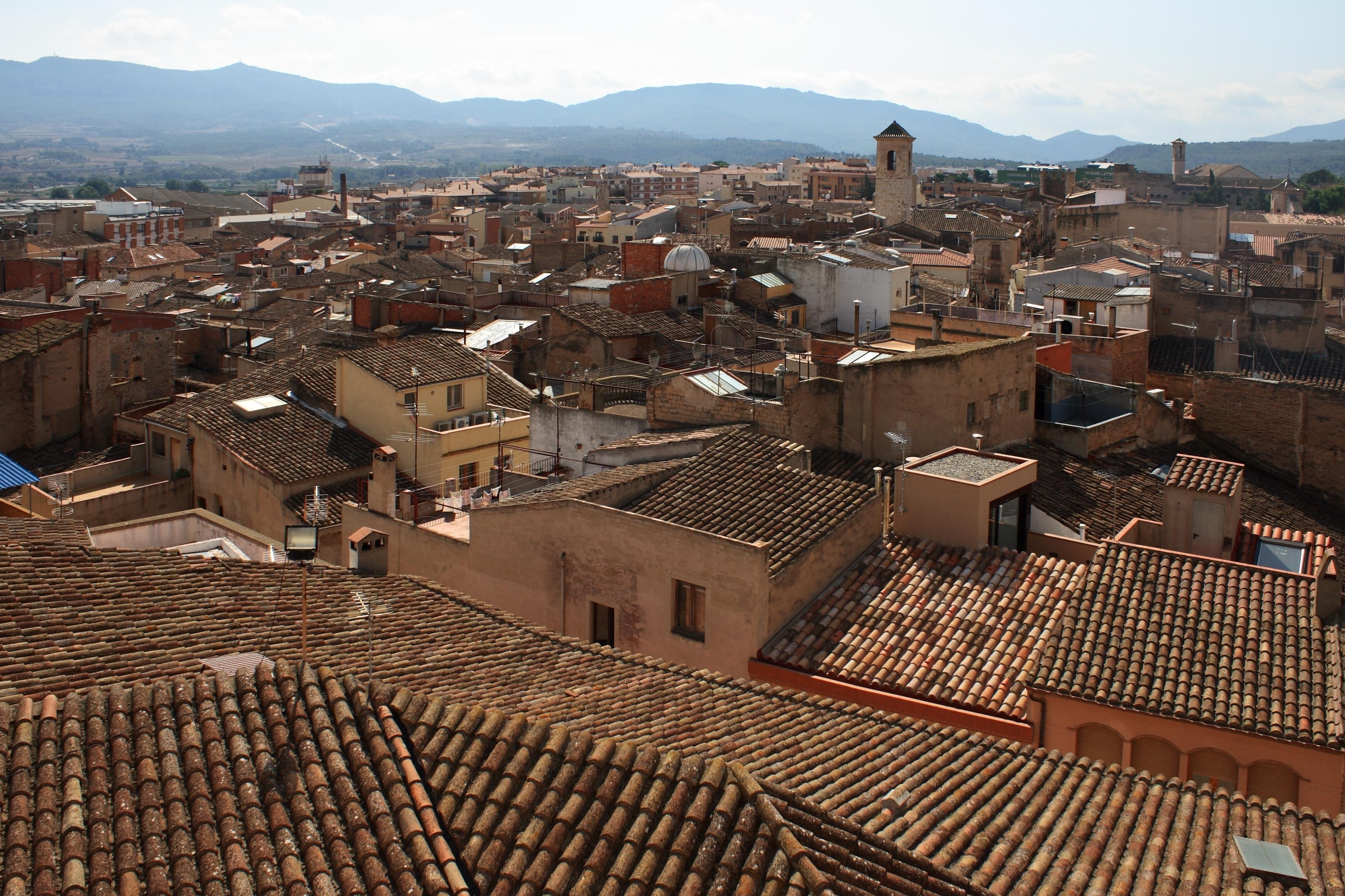 Montblanc, Spanien