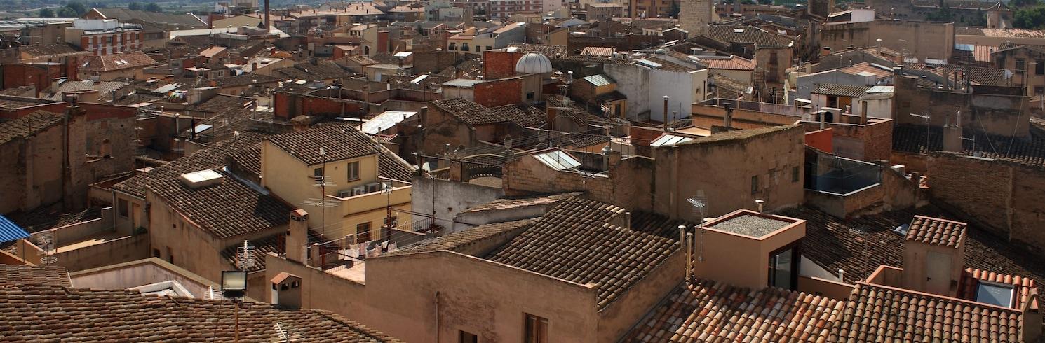Montblanc, Spanje