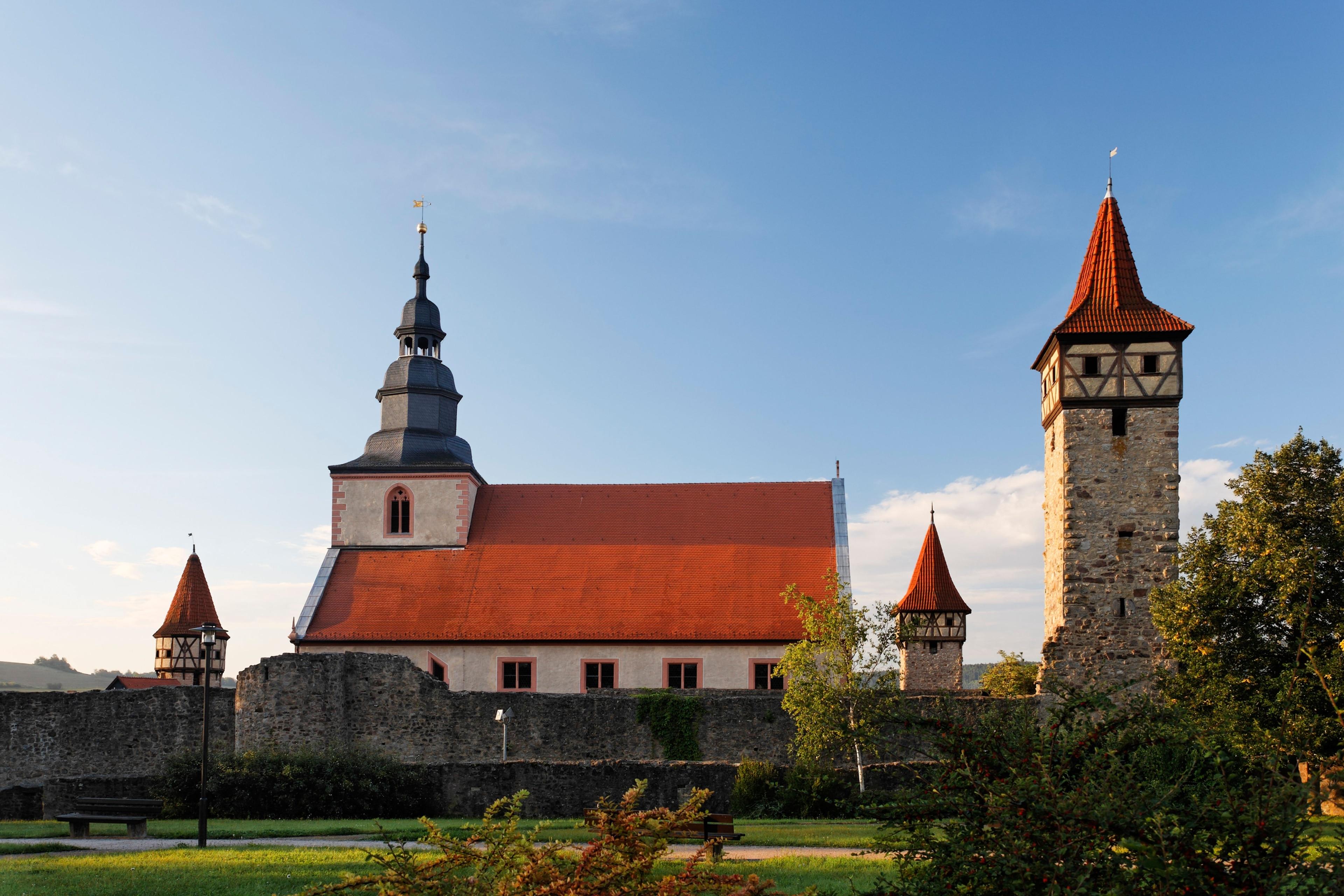 Schmalkalden-Meiningen District, Thuringia, Germany