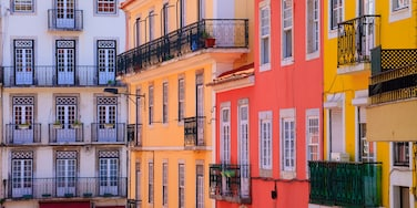 Bairro Alto, Lisbon, Lisbon District, Portugal