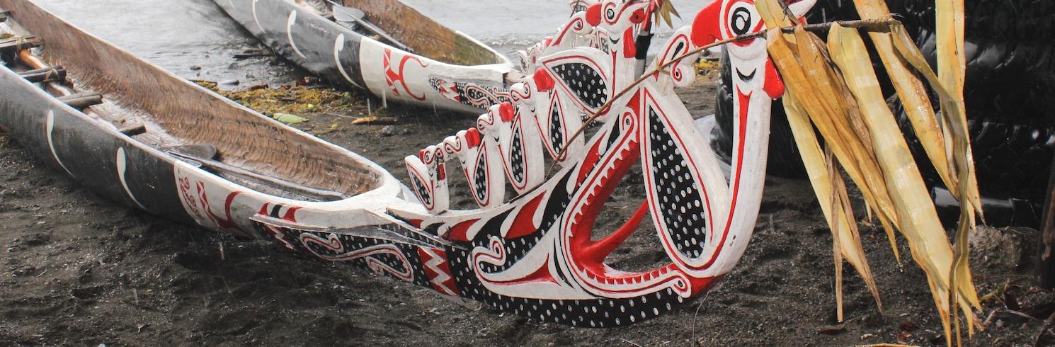 Алотау, Папуа - Новая Гвинея