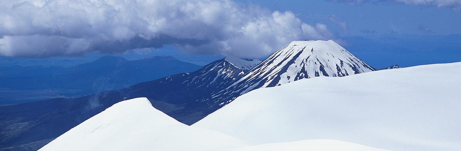 פארק לאומי טונגרירו, ניו זילנד
