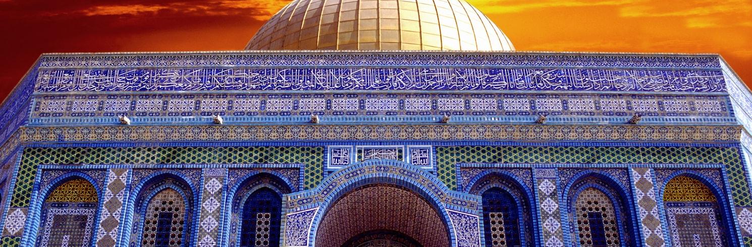 Muslim Quarter, Israel