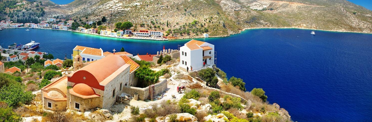 Megisti, Griechenland