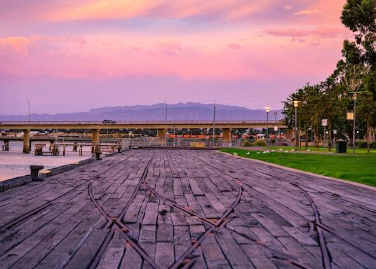 奥古斯塔港, 南澳, 澳洲