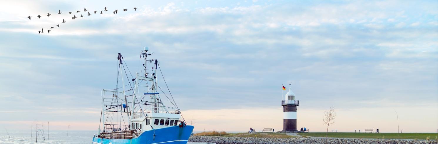 Wurster Nordseeküste, Germany