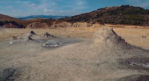 Berca Mud Volcanoes Koruma Alanı