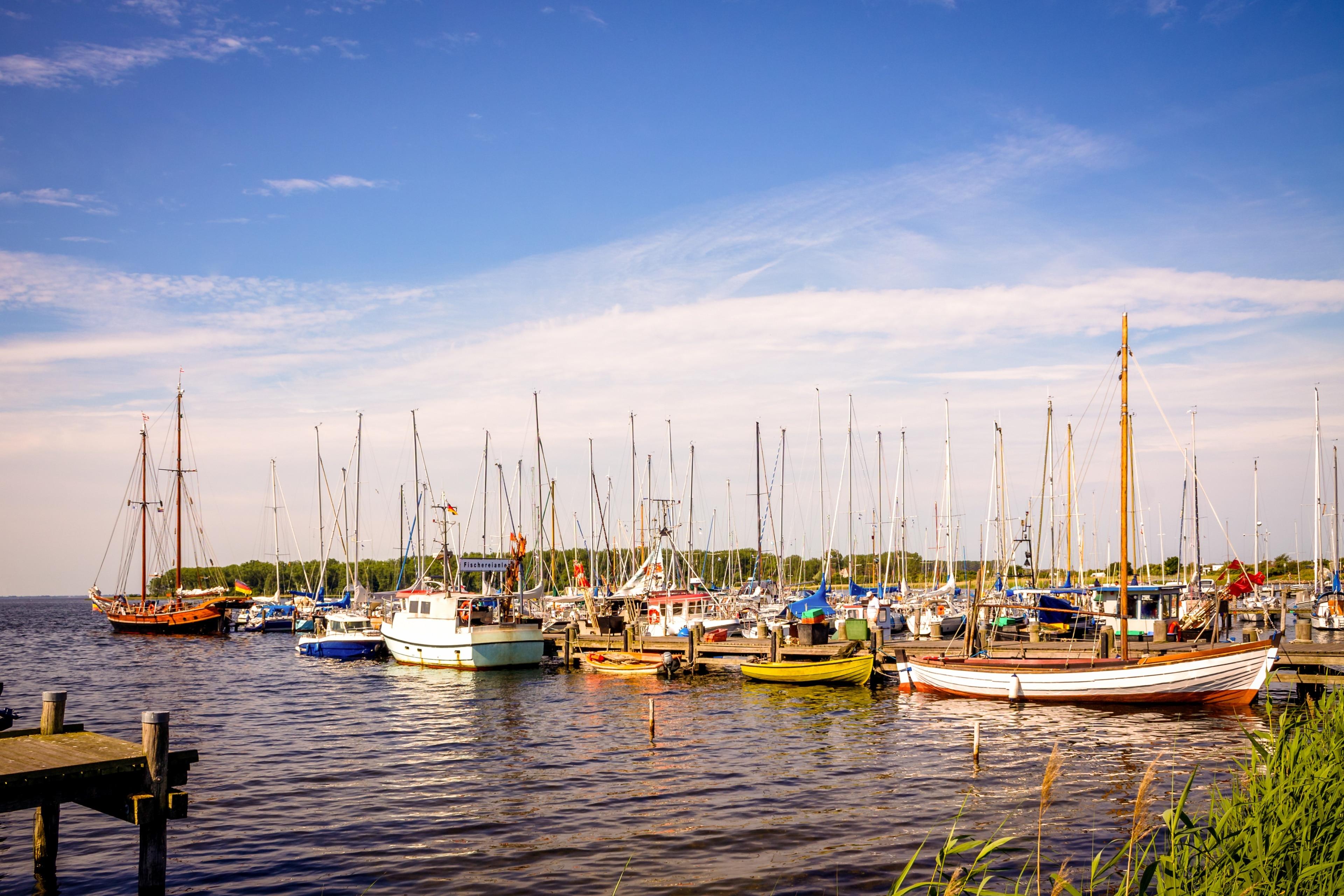 Rerik, Mecklenburg-Vorpommern, Deutschland