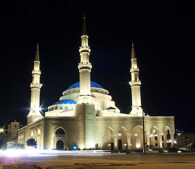 Mohammed Al Amin Mosque