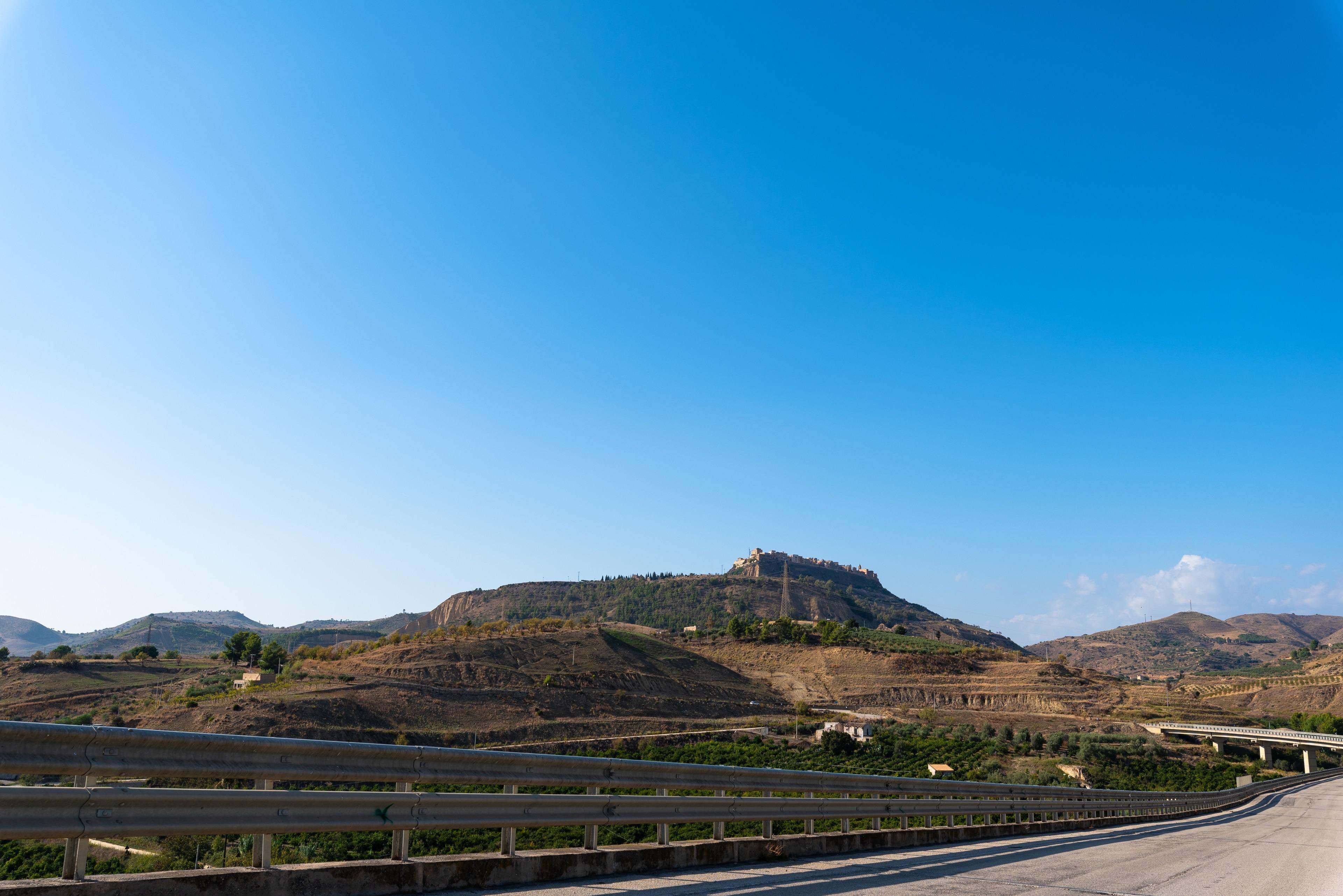 Butera, Sicily, Italy