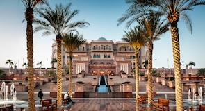 Abu Dhabi bysentrum