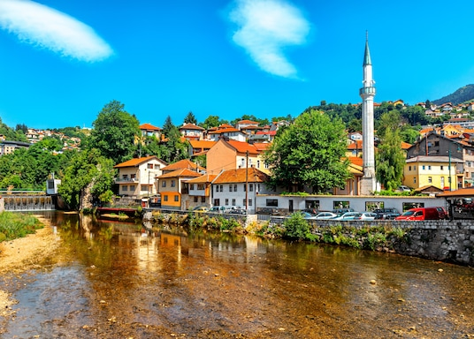 Bosnia-Hertsegovinan federaatio, Bosnia ja Hertsegovina