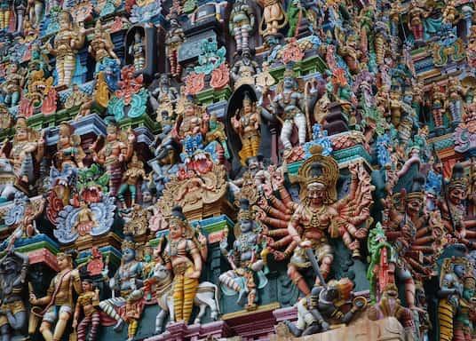 馬杜賴, 印度