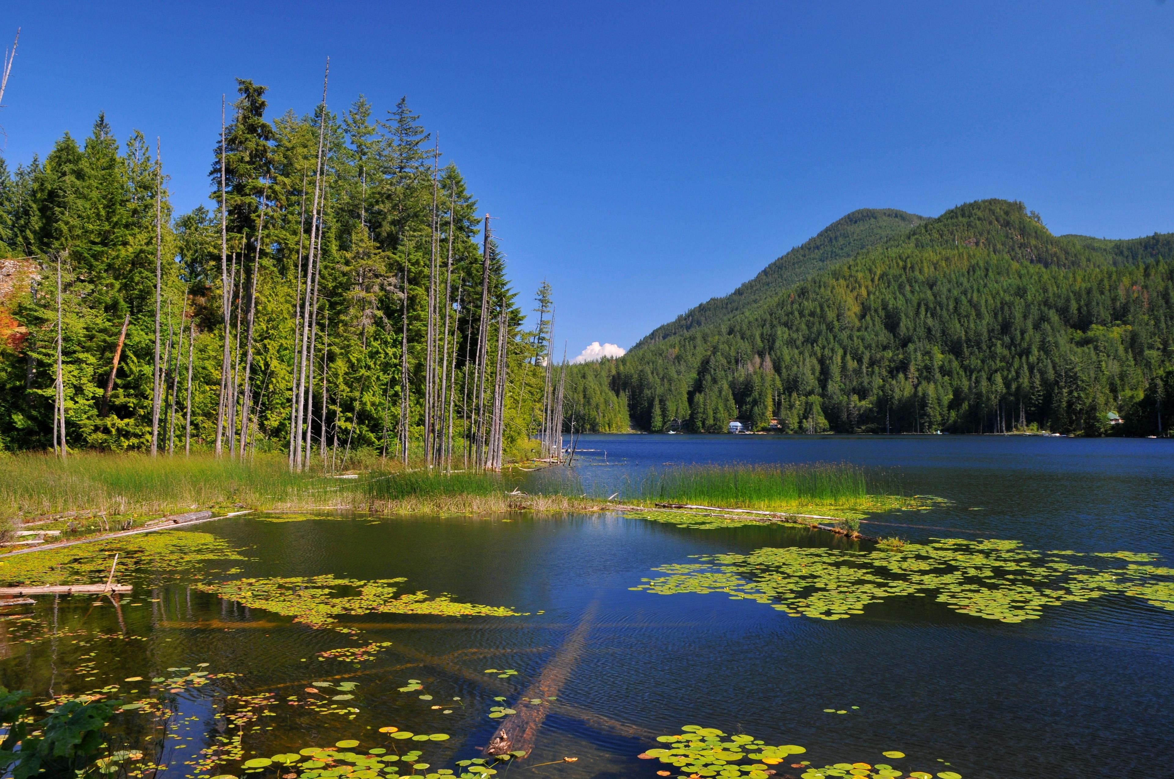 Sunshine Coast, Kolumbia Brytyjska, Kanada