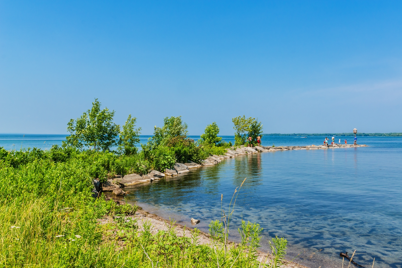 Lake Simcoe, Oro-Medonte, Ontario, Canada