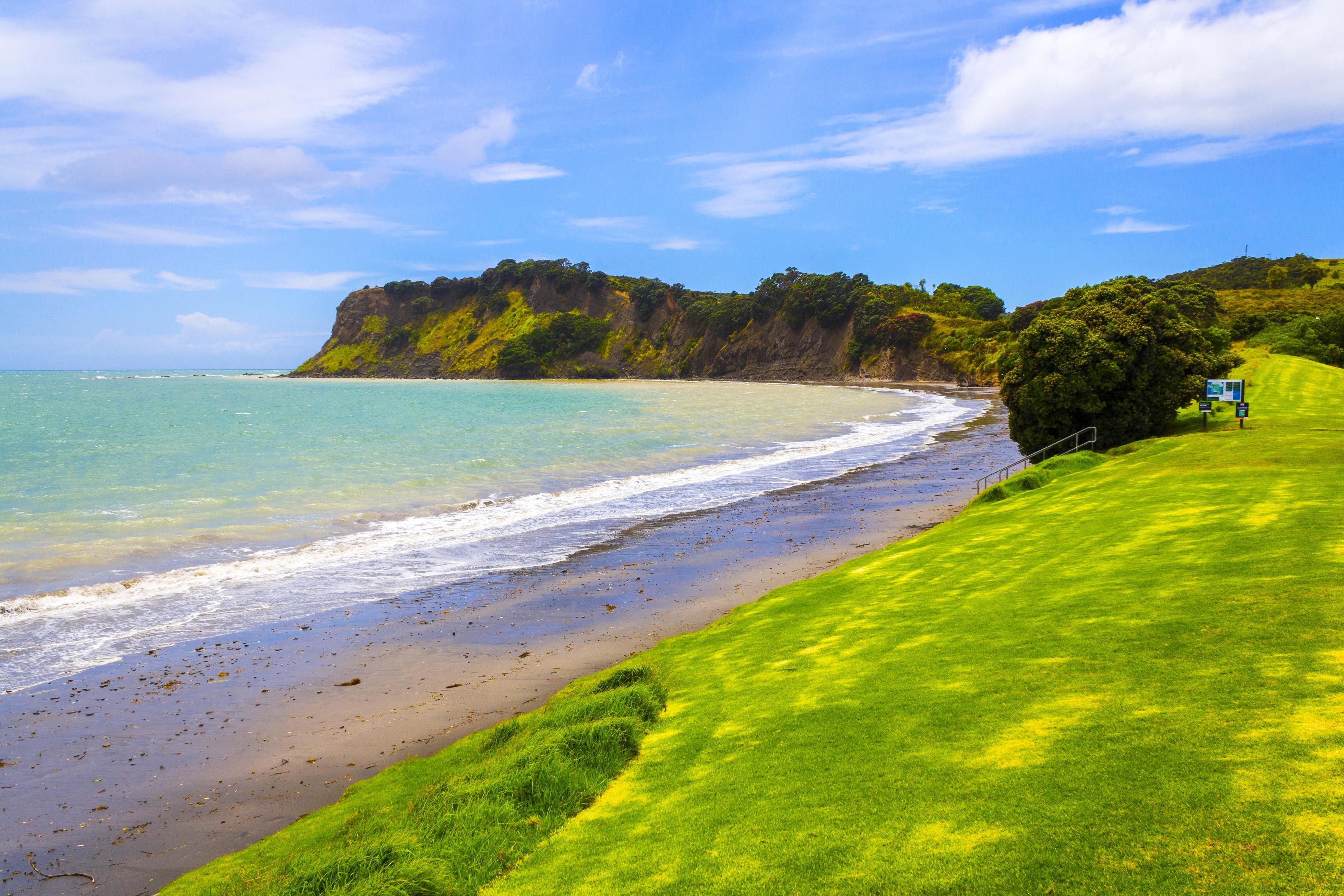 Army Bay, Whangaparaoa, Auckland Region, New Zealand