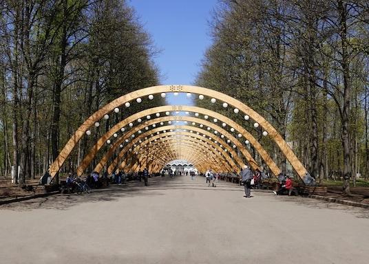 Восточный административный округ, Россия