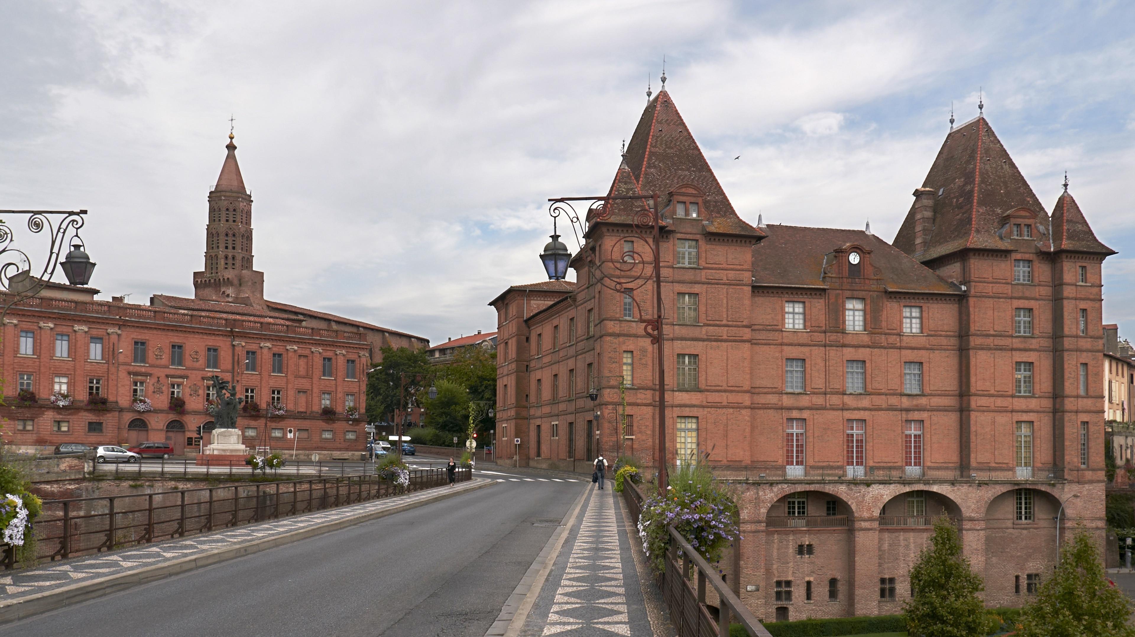 Montauban, Tarn-et-Garonne, France