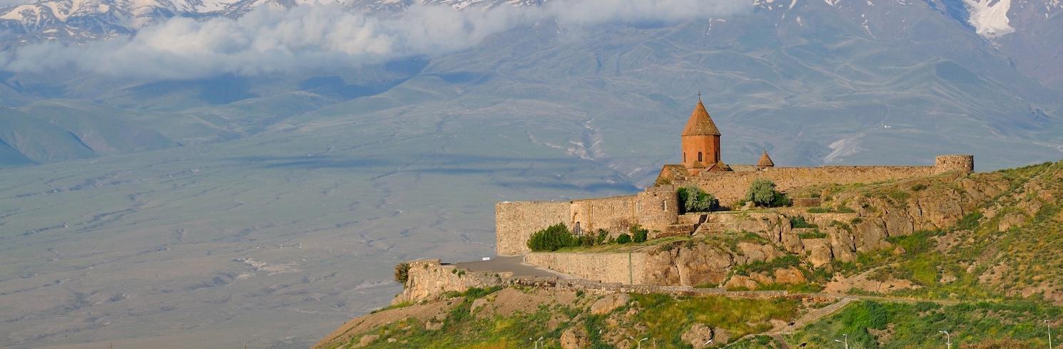 Provincia Ararat, Arménsko