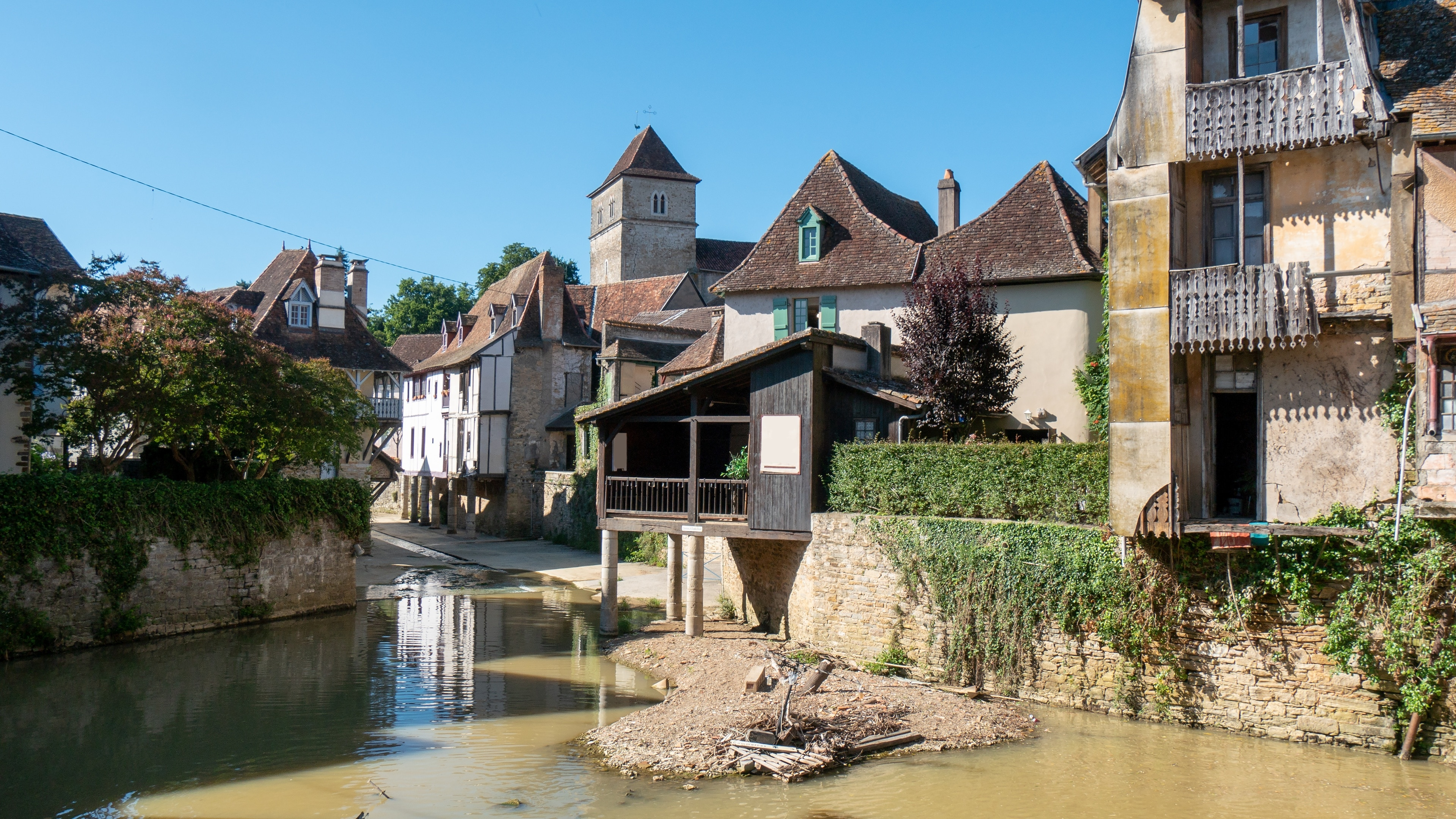 Salies-de-Bearn, Pyrenees-Atlantiques, France