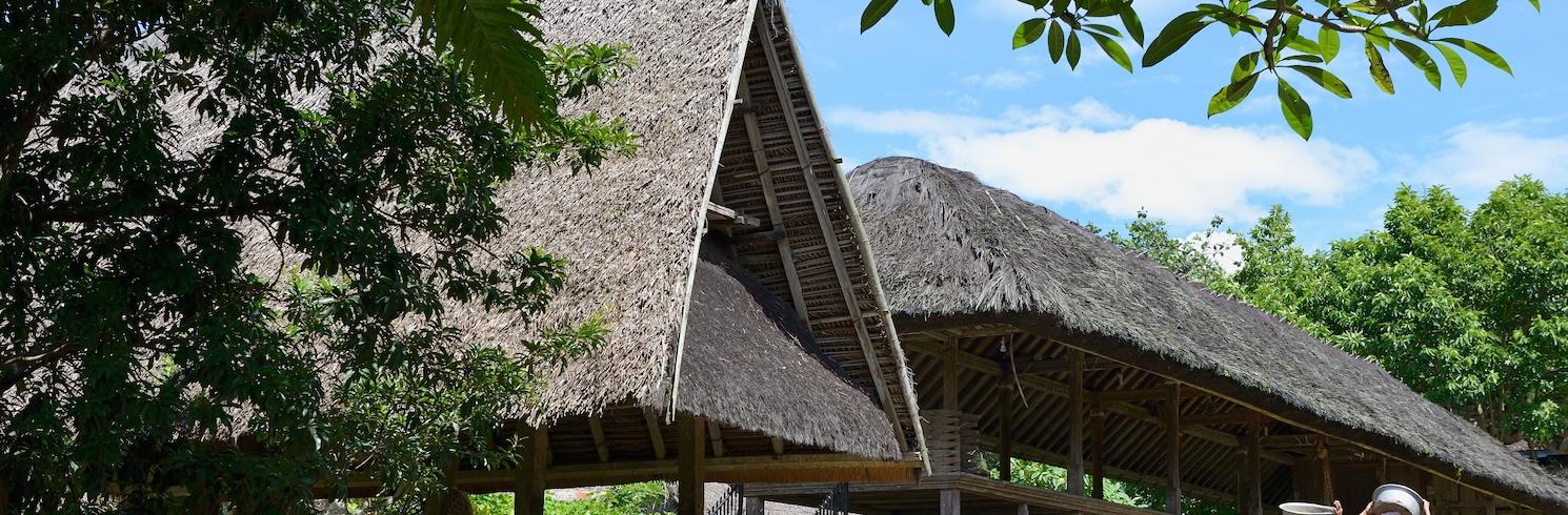Tenganan, Indonesië