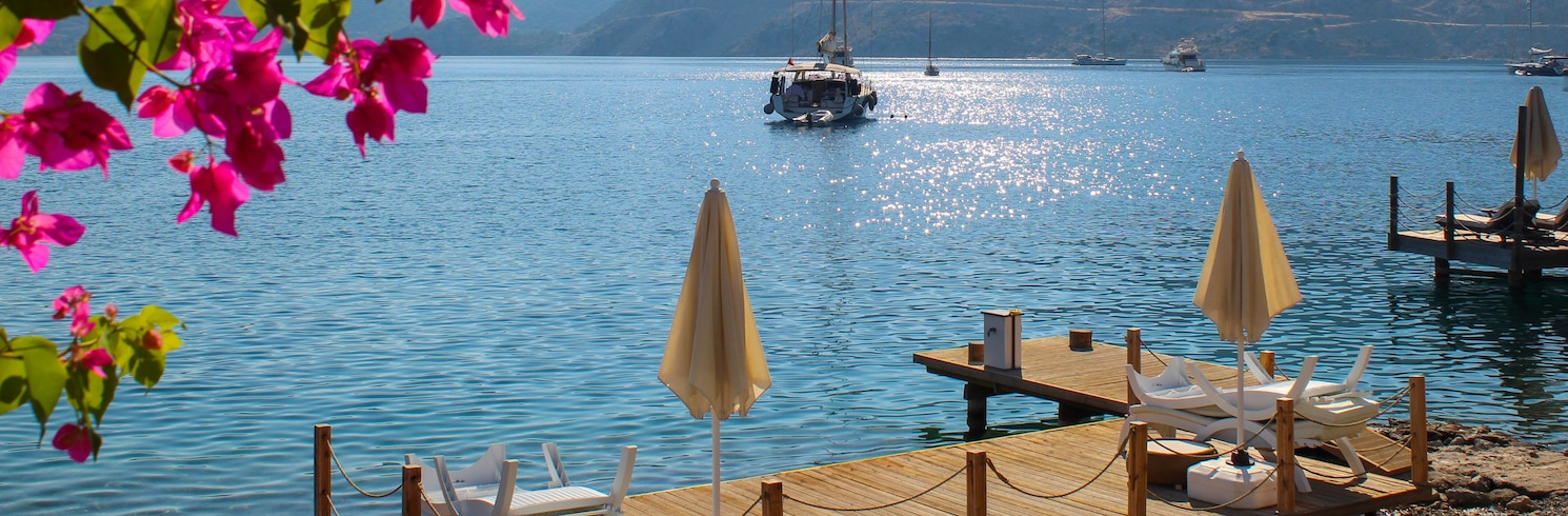 Marmaris (og omegn), Tyrkia
