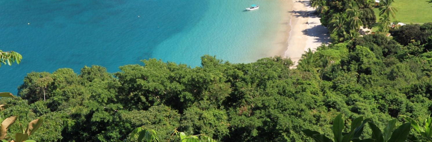 Az Amerikai Egyesült Államok nyugati partvidéke, Panama