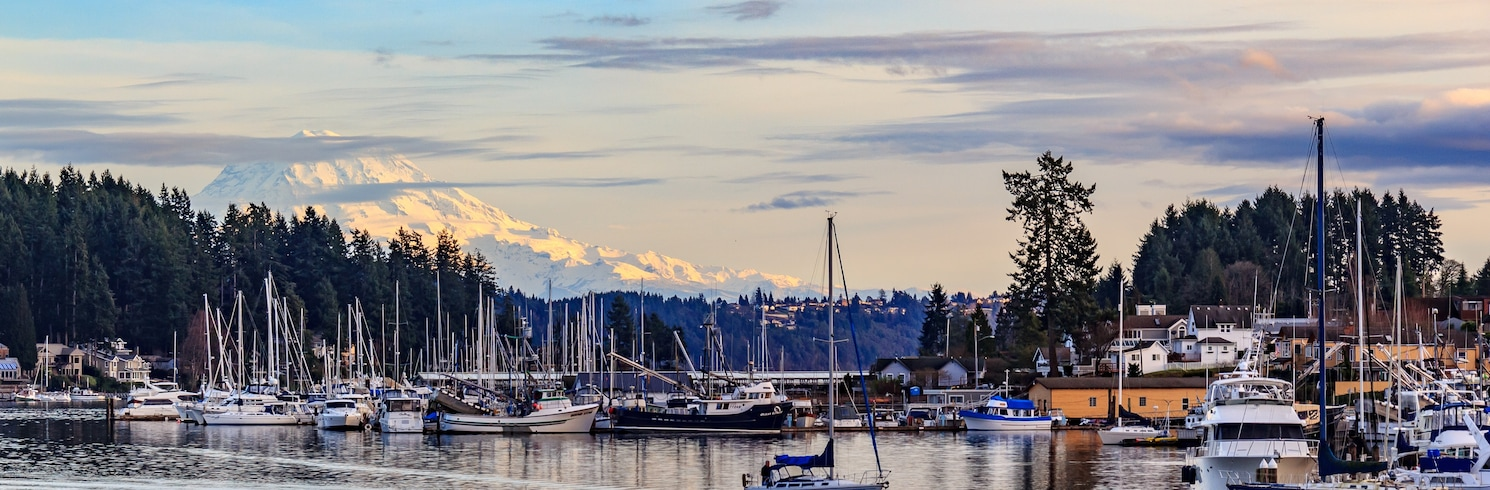 Gig Harbor, Washington, Egyesült Államok