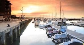 Nabrzeże w Poole