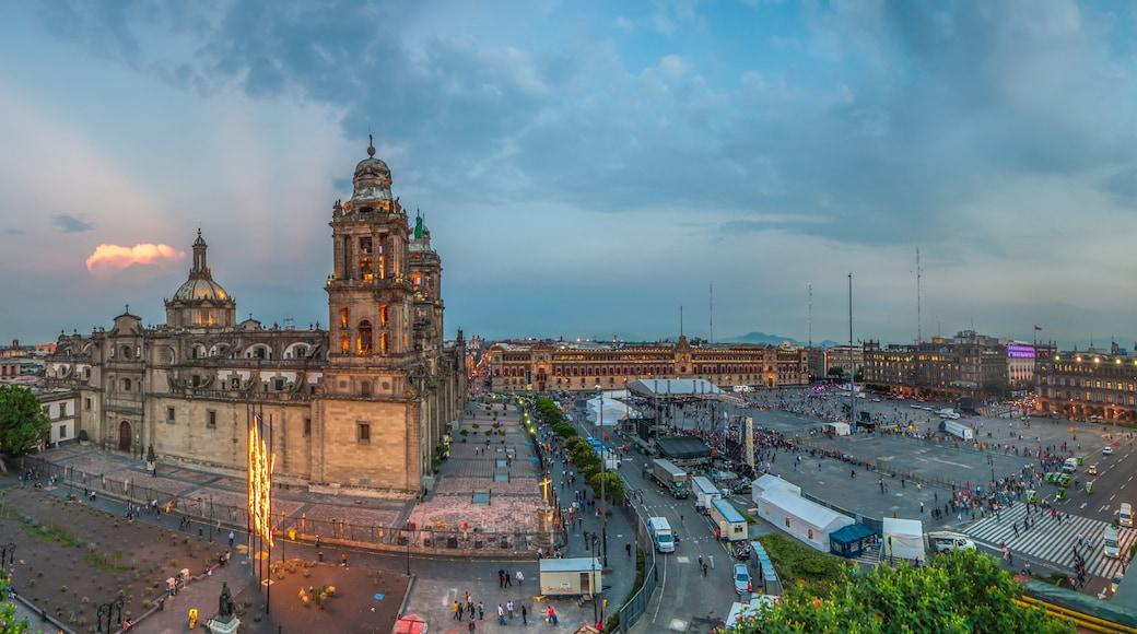 Plaza Zócalo