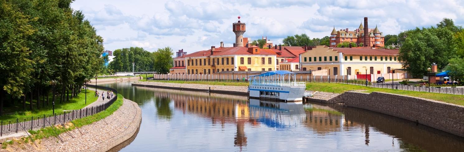 Ivanovo, Oroszország