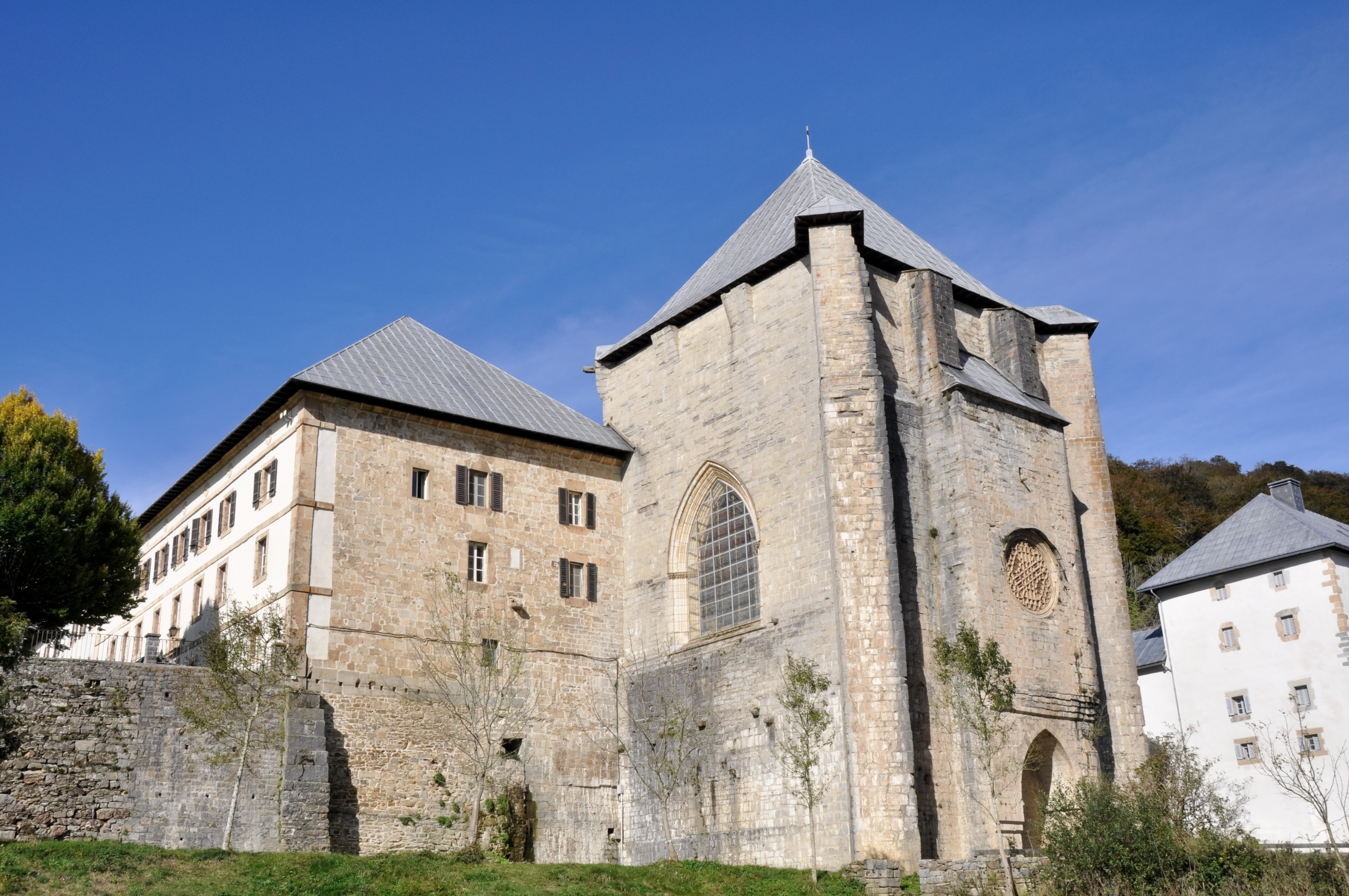 Roncal-Salazar, Navarre, Espagne