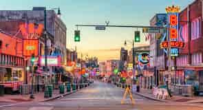 Beale Street (fræg gata í Memphis)