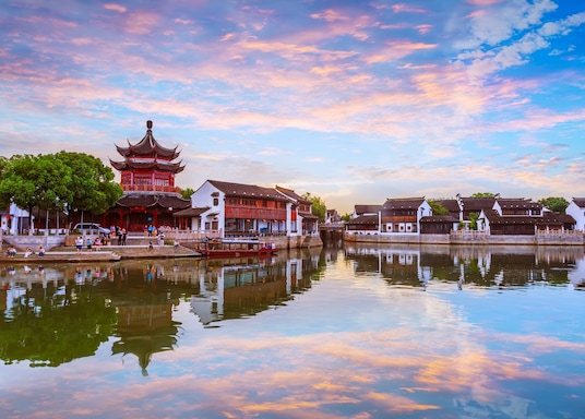 סוג'ואו, סין