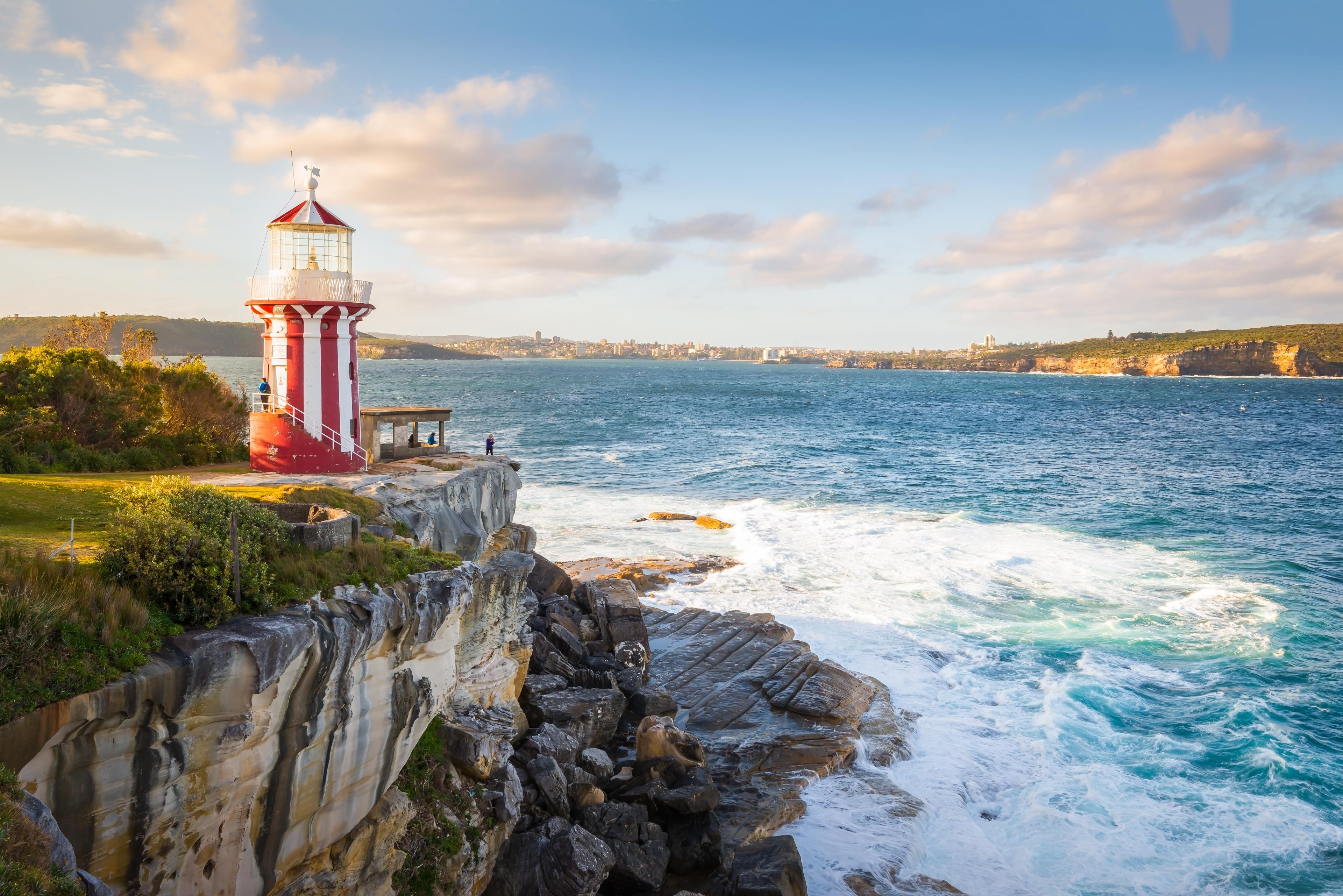 Sydney Harbour National Park, Sydney, New South Wales, Australien