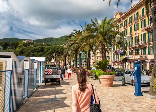 Santa Margherita Ligure, Olaszország