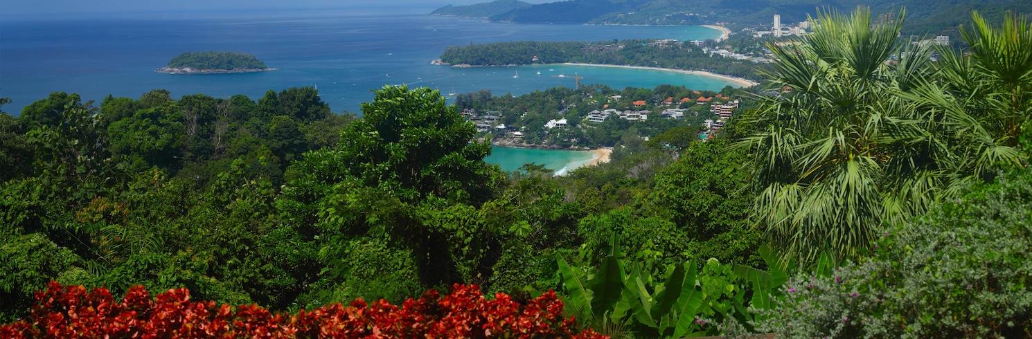 Phuket (a okolie), Thajsko