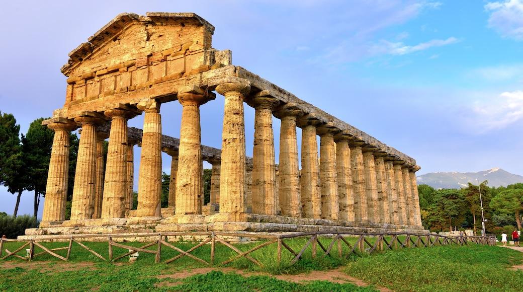 Greek Temples of Paestum