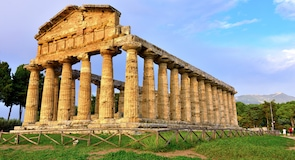 Greek Temples of Paestum (Poseidonia)