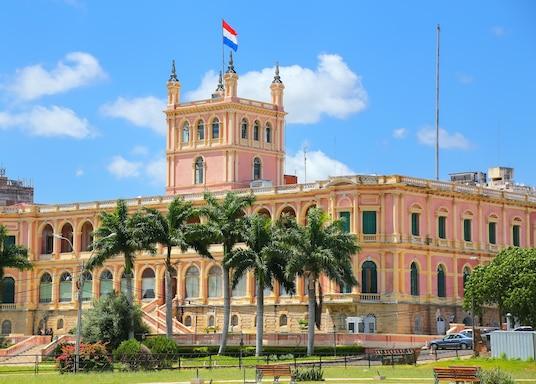 亞松森, 巴拉圭
