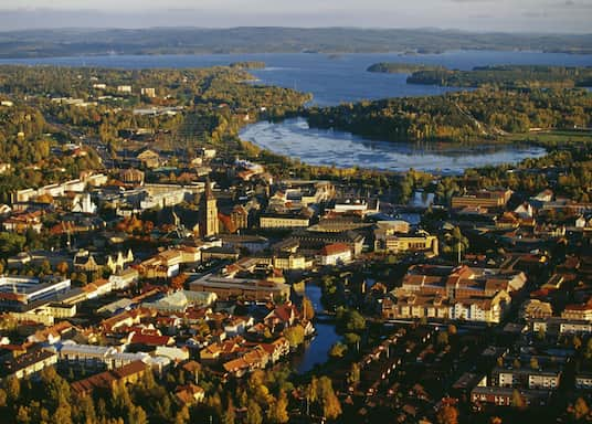 Falun, Sverige